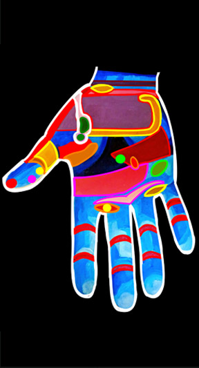 aor hand reflexology explorer
