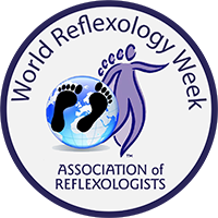 World Reflexology Week logo